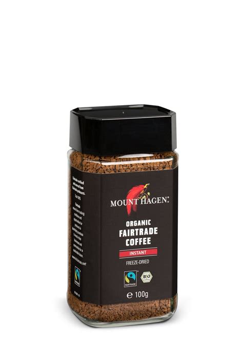 Coffee mount hagen is the only organic or biologically pure soluble coffee market. Buy Mt. Hagen Instant Coffee by Huckleberry NZ online - Huckleberry NZ