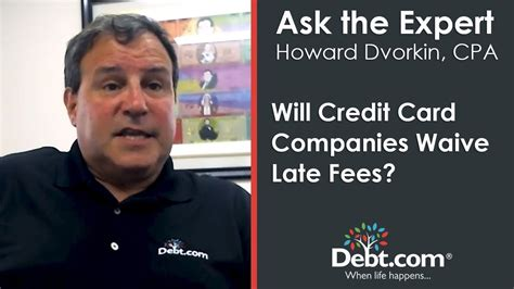 Once you become a discover it® student cardmember, you can earn a statement credit each time you refer a friend and they're approved. Will Credit Card Companies Waive Late Fees? - YouTube