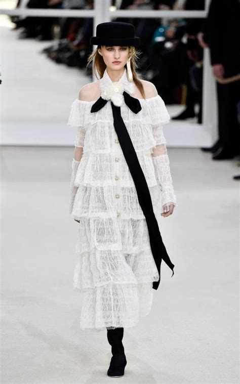 karl lagerfelds phenomenal chanel collection