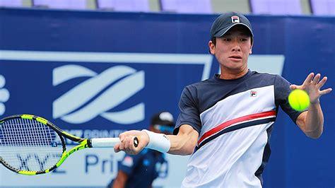 หนุ่มเกาหลีใต้ เผด็จศึก 2-0 เซต คว้าแชมป์เทนนิสแคล-คอมพ์ฯ