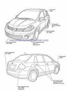 Manual De Reparaci U00f3n Nissan Tiida 2006 2007 2008 2009