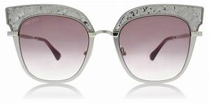 Jimmy Choo Rosy/S Sunglasses : Rosy/S Gold Rosy/S 51Mm : UK