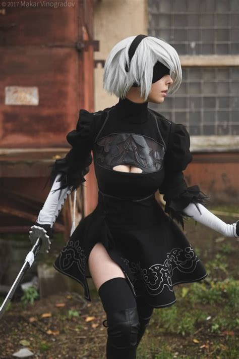 Have Some Amazing Nier Automata Cosplay Cosplay Pinterest Cosplay Cosplay Girls And Nier