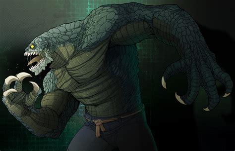 Killer Croc By Exmile On Deviantart