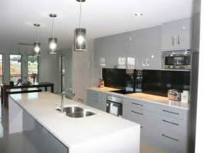 galley kitchens with islands galley kitchens brisbane custom cabinets renovation specialists