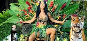 "How to Make a Katy Perry ""Roar"" Costume for Halloween Halloween Ideas :: WonderHowTo"