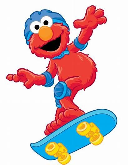 Elmo Sesame Street Clip Clipart Abby Transparent