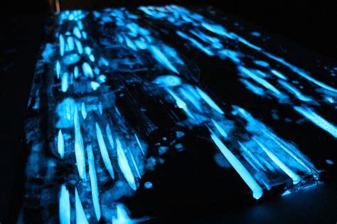cypress glowing table diy crafts handimania