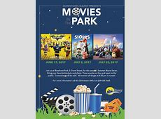Downtown Albany Presents Movies in the Park! Calendar