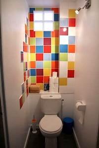 inspiration deco pour les petits coins pieces de monnaie With exceptional idee couleur peinture toilette 0 deco toilettes colore