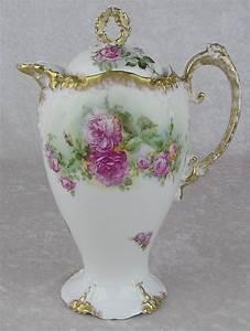 Vtg Imperial Limoges Porcelain  France
