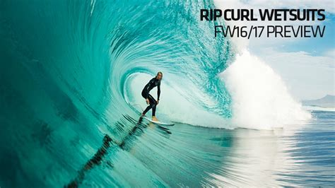 Rip Curl Wetsuits Fw16/17 Preview