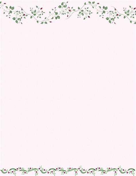 free stationery templates special occasions free digital stationery 1