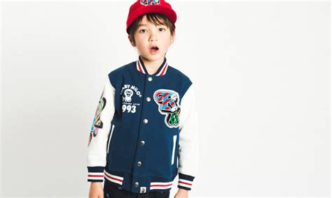 bape kids springsummer  lookbook highsnobiety