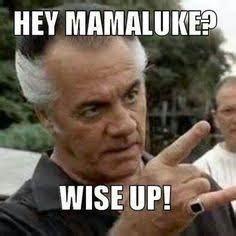 The Sopranos Meme - back