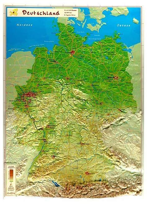 landkarte deutschland  blog