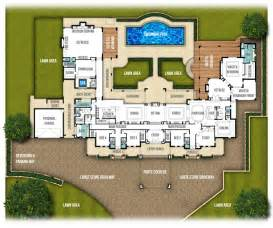 split house plans split level home plans quot the chateau quot by boyd design perth