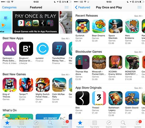 play store app for iphone apple promoting great with no in app purchases on