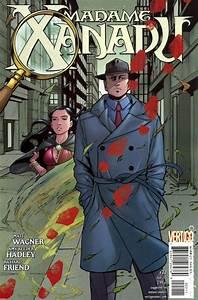 Madame Xanadu (2008 2nd Series) comic books