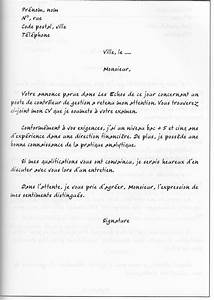 Rédiger Une Lettre Geste Commercial : exemple lettre de motivation gratuite ~ Medecine-chirurgie-esthetiques.com Avis de Voitures