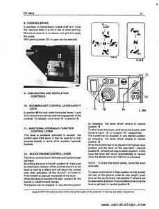 Fiatallis Fr160 2 Loader Operation Maintenance Service Pdf