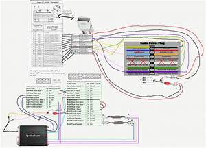 Wiring Diagram For A Pioneer Fh X721bt