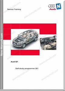 Audi Q7 Service Training Manual