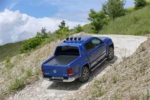 Pick Up Volkswagen Amarok : essai volkswagen amarok 2016 un pick up high luxe ~ Melissatoandfro.com Idées de Décoration