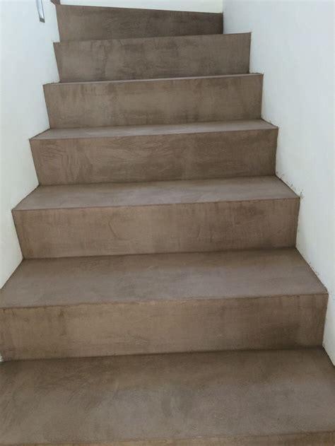 escaleras de cemento pulido realcem wwwrealcemcom