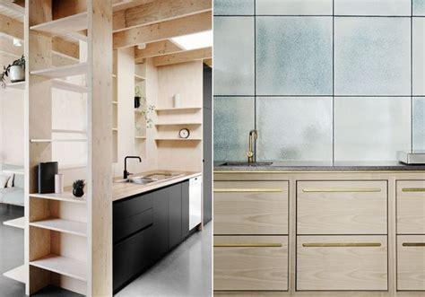photos cuisine bois la preuve que les cuisines en bois sont contemporaines d 233 coration