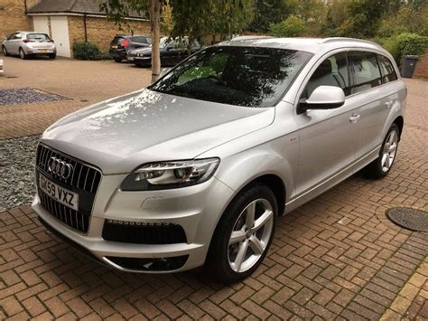 Neues Audi Q7 Facelift by Audi Q7 2009 Facelift In Aylesford Kent Gumtree