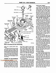 1960 Ford Truck Factory Shop Manual  F  B  C  P  And T Series