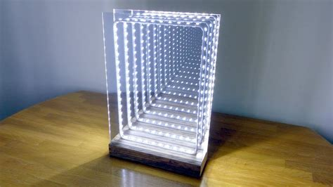 How To Make A Modern Led Infinity Illusion Mirror For Your