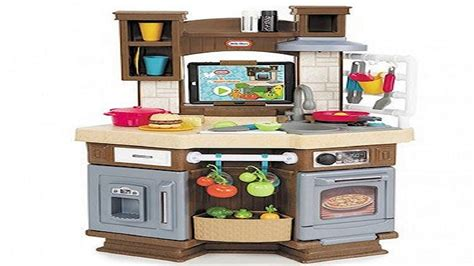 tikes cook  learn smart kitchen youtube