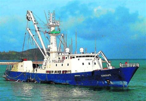 collision entre deux bateaux de p 234 che 224 echebba