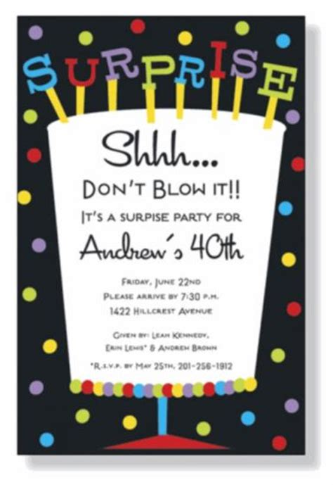 Wording For Surprise Birthday Party Invitations  Free. New Graduate Nurse Cover Letter. Birthday Picture Collage. Fascinating Resume Examples College Students. Free Garage Sale Advertising. Construction Project Schedule Template Excel. Gifts For High School Graduates. Free Printable Raffle Ticket Template. Template For Letter Of Recommendation