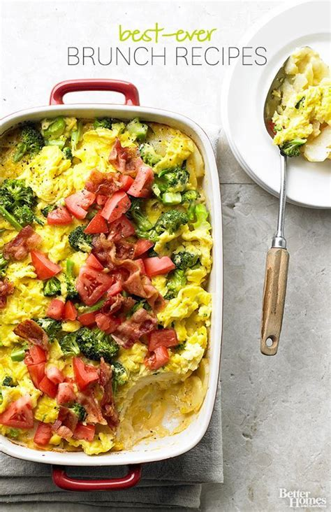 favorite brunch recipes our best brunch recipes