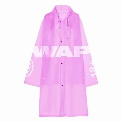 Wap Cardi Merch Raincoat Umbrella Rain Merchandise