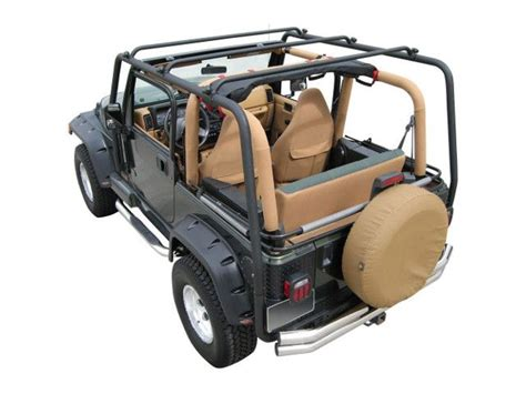 Different Types And Variants For Jeep Wrangler Roof Rack