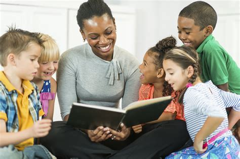 teaching diversity in early childhood education ywca 478   Provider reading to kids 1