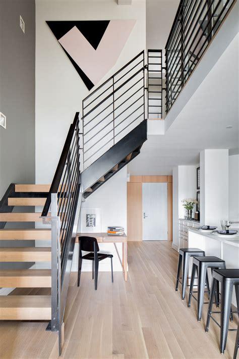 cool metal stair stringers   stair stringer design