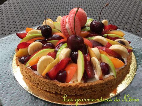 recette pate pour tarte aux fruits tarte aux fruits frais les gourmandises de n 233 mo