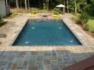 Stunning Simple Pool Designs Gallery - Interior Design