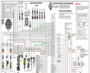 2004 International 4300 Wiring Diagrams