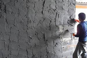 Enduire Un Mur Abimé : enduit mur exterieur parpaing 46769 ~ Dailycaller-alerts.com Idées de Décoration