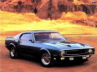Classic Cars 1969 Shelby Mustang