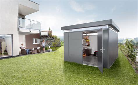 Minihäuser Aus Holz by Garten Gartenhaus Metall Ger 228 Tehaus Metall