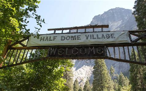 Yosemite Historic Lodges Including The Ahwahnee Hotel