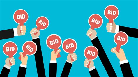 bid auctions header bidding the trends for 2018 martech today