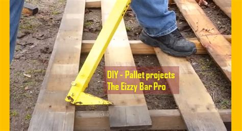 homemade pallet projects   eizzy bar pro  simple